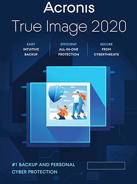 Acronis True Image Premium - 1 PC + 1 To Acronis Cloud Storage - 1 an Abonnement