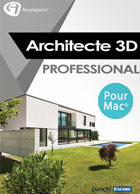 Architecte 3D Professional 2017 (V19) - Mac