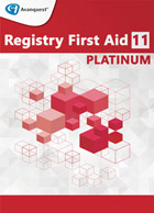 Registry First Aid Platinum 11
