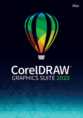 CorelDRAW Graphics Suite 2020 365-Day Subscription (Mac)