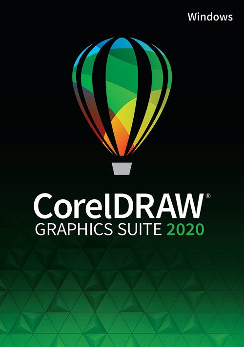 CorelDRAW Graphics Suite 2020 365-Day Subscription