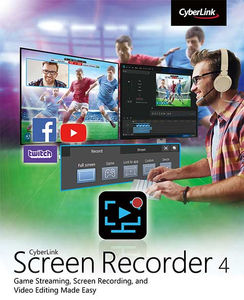 Screen Recorder 4 Deluxe