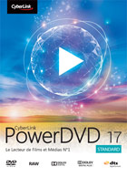 PowerDVD 17 Standard [Download]