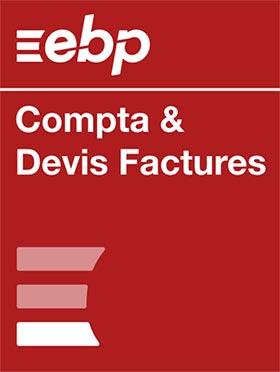 EBP Compta & Devis-Factures Classic - Dernière version 2020- Ntés Légales incluses