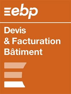 EBP Devis & Facturation Bâtiment OL - Dernière version 2020 - Ntés Légales incluses