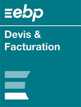 EBP Devis & Facturation Classic - Dernière version 2020 - Ntés Légales incluses
