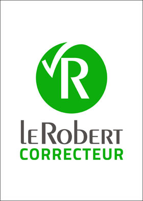 Le Robert Correcteur - Nouvelle version