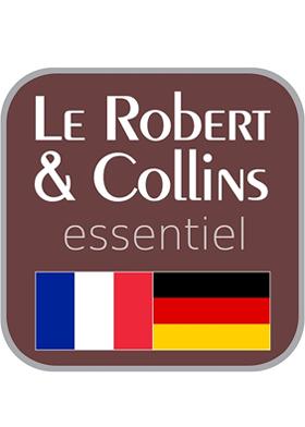 Le Robert & Collins allemand essentiel