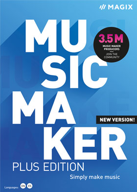 Music Maker 2021 Plus Edition