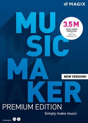Music Maker 2021 Premium Edition