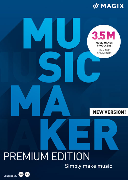 Music Maker 2021 Premium Edition