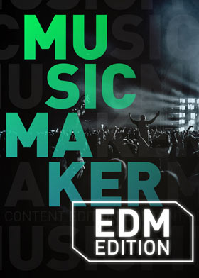 MAGIX Music Maker 2020 EDM Edition
