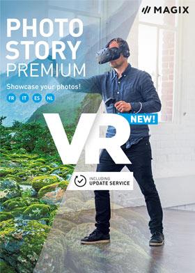 MAGIX Photostory 2019 Premium VR