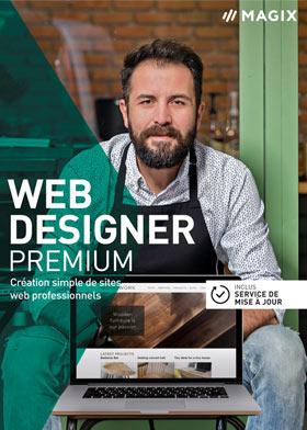 MAGIX Web Designer 16 - Premium
