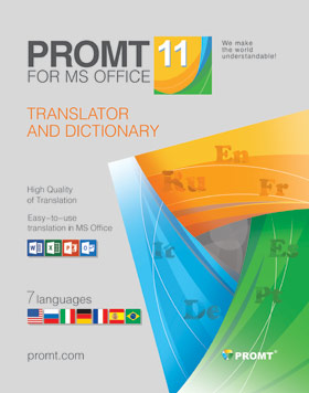 PROMT For MS Office 11 (French Multilingual)