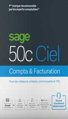 Sage 50c COMPTA + FACTURATION - 30 jours d'assistance