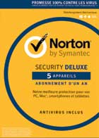Norton Security 2018 Deluxe