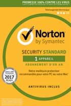 Norton Security 2017 Standard