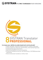 SYSTRAN 8 Translator Professional - Spanish Pack