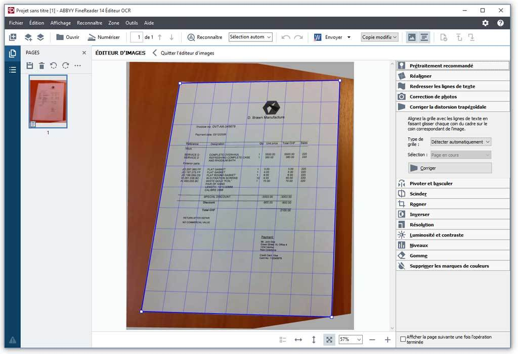 ABBYY FineReader 14 Corporate screenshot 12