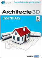 Architecte 3D pour Macintosh® - Essentials Edition 2015 (V17.5)