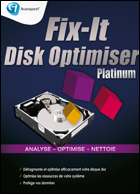 Fix-It Disk Optimizer Platinum