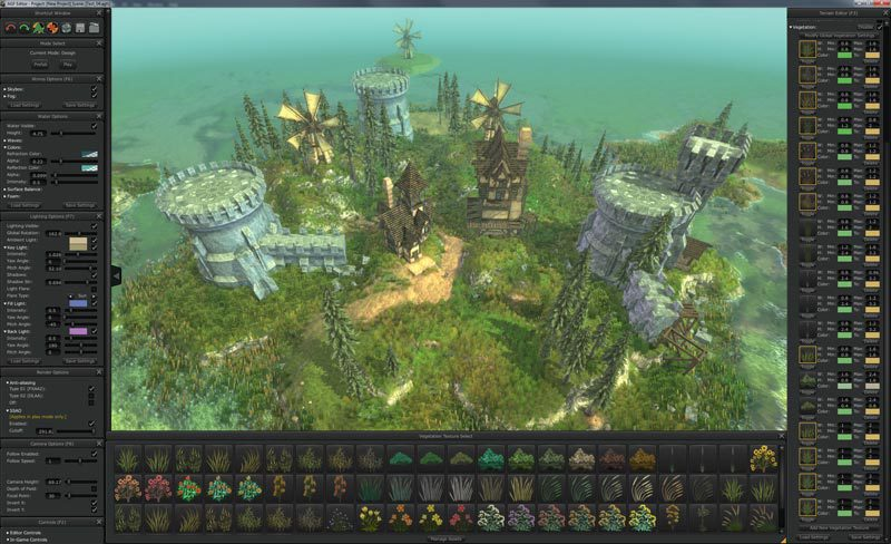 Axis Game Factory's AGFPRO 3.0 & BattleMat Multi-Player Bundle screenshot 6