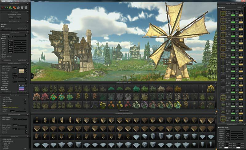 Axis Game Factory's AGFPRO 3.0 & BattleMat Multi-Player Bundle screenshot 7