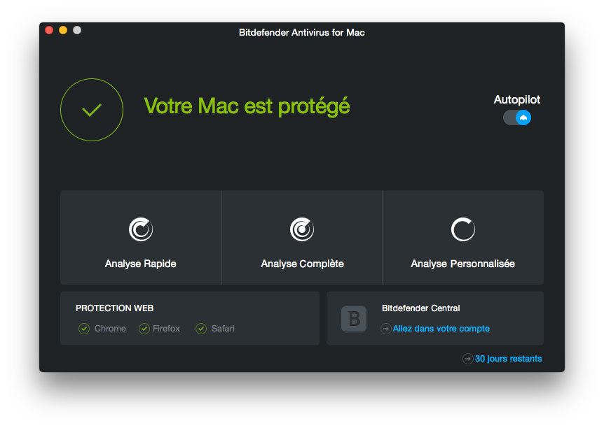 Bitdefender Total Security 2018 screenshot 8