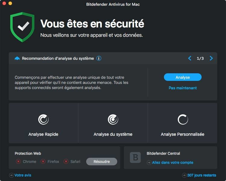 Bitdefender Total Security 2019 screenshot 5