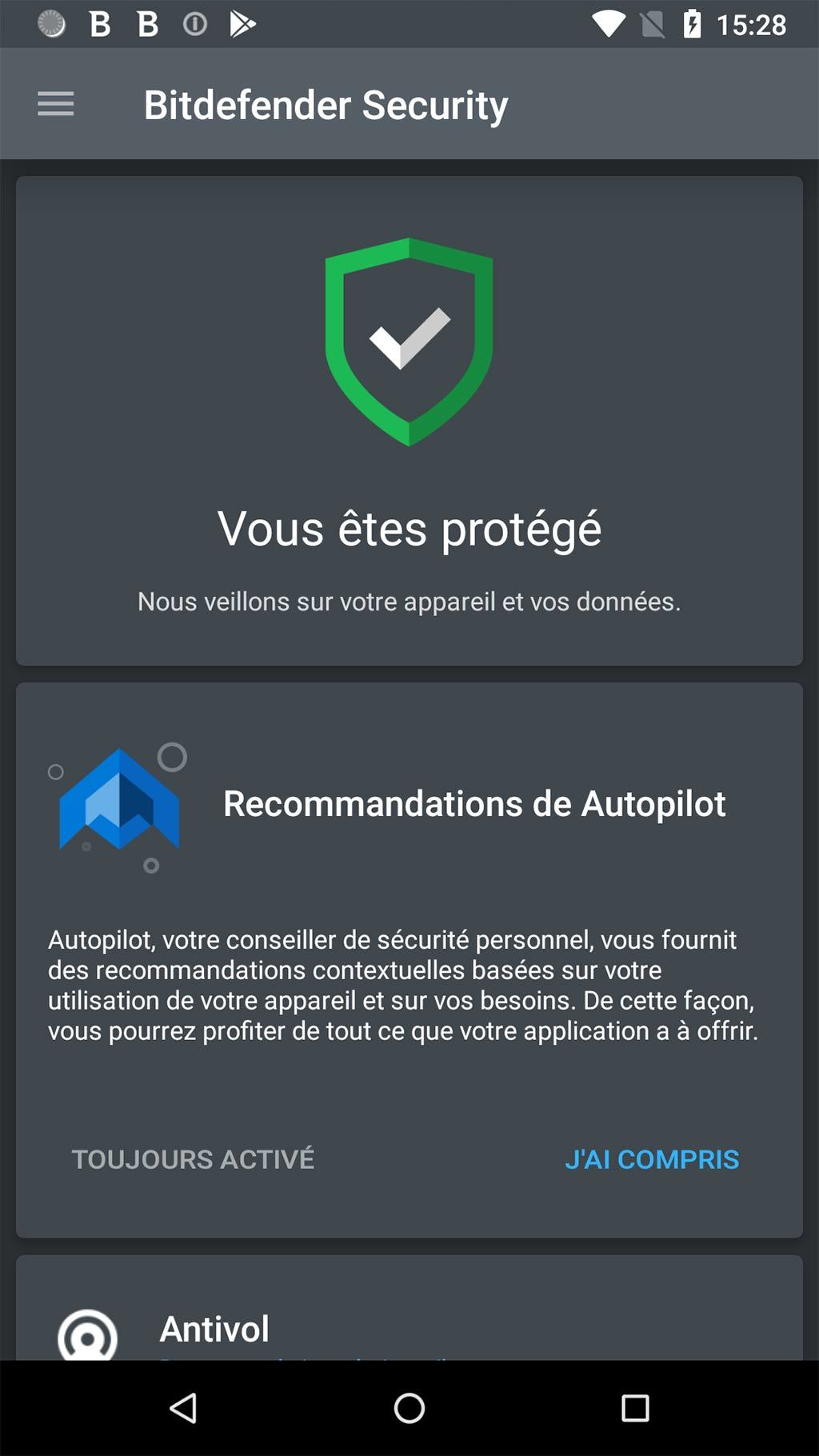 Bitdefender Total Security 2019 screenshot 9