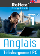 Reflex'English Niveau 1 - Débutant (A2)