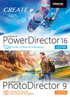 PowerDirector 16 Ultra & PhotoDirector 9 Ultra Duo