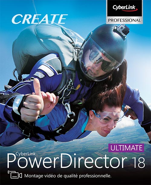 PowerDirector 18 Ultimate