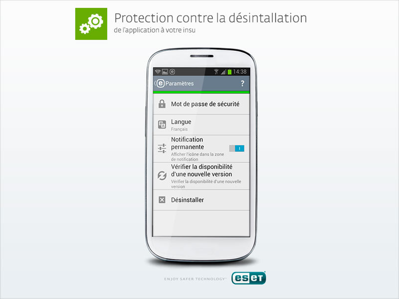 ESET MOBILE SECURITY screenshot 4