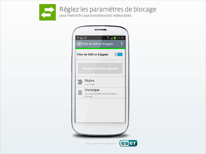 ESET MOBILE SECURITY screenshot 6