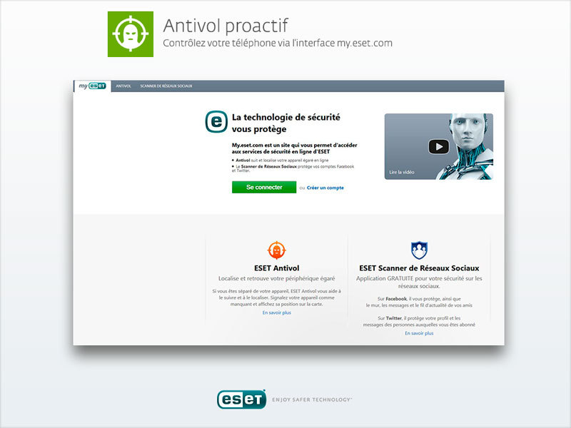 ESET MOBILE SECURITY screenshot 7