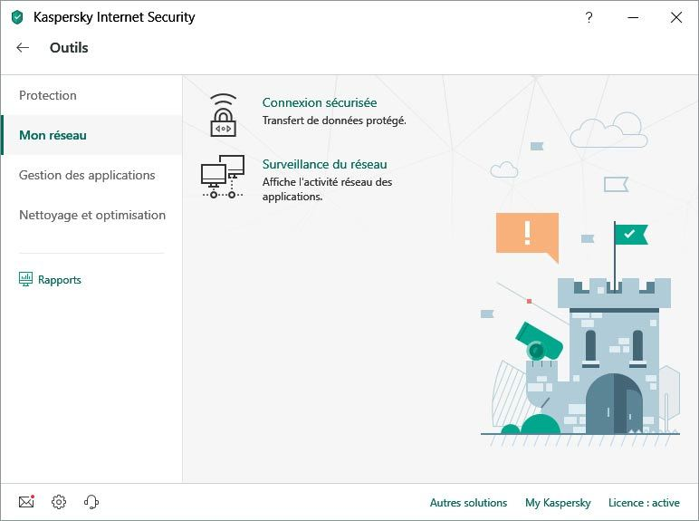 Kaspersky Internet Security screenshot 2