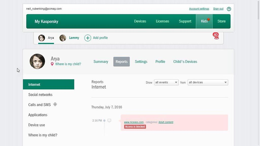 Kaspersky Total Security screenshot 16