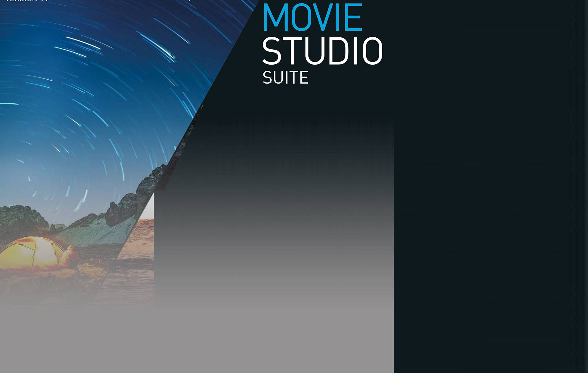 VEGAS Movie Studio 14 Suite