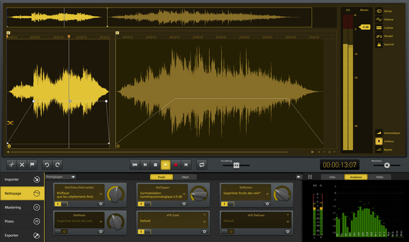 Audio & Music Lab 2016 Premium screenshot 1