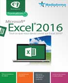 Formation à Excel 2016