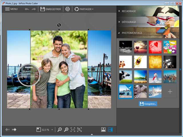 InPixio Photo Clip 7.0 screenshot 2