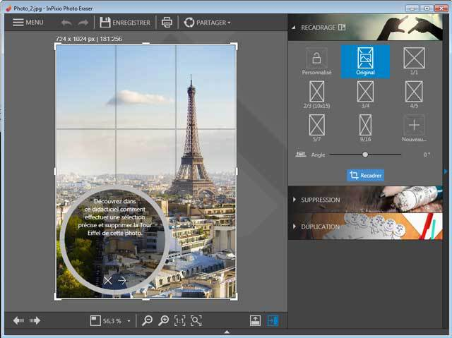 InPixio Photo Clip 7.0 screenshot 6