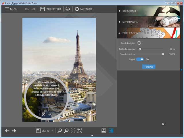 InPixio Photo Clip 7.0 screenshot 7
