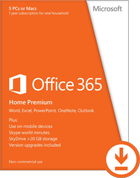 Office 365 Home Premium - Abonnement 1 an