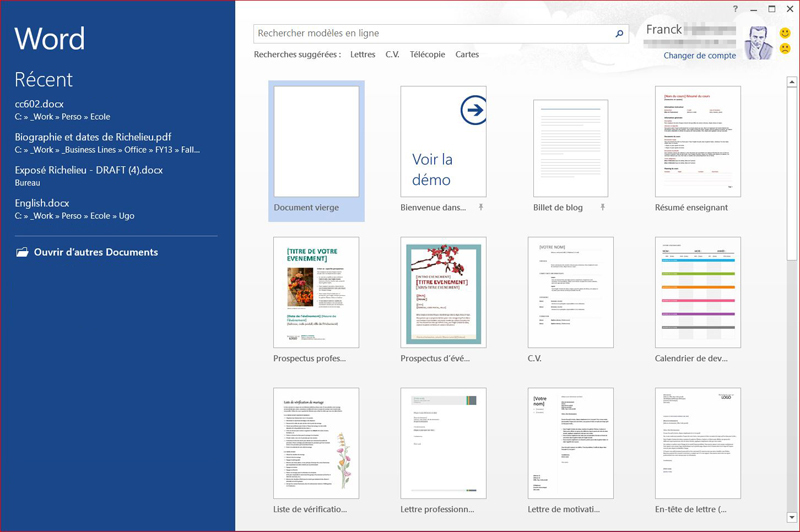Microsoft Office 365 Famille screenshot 7
