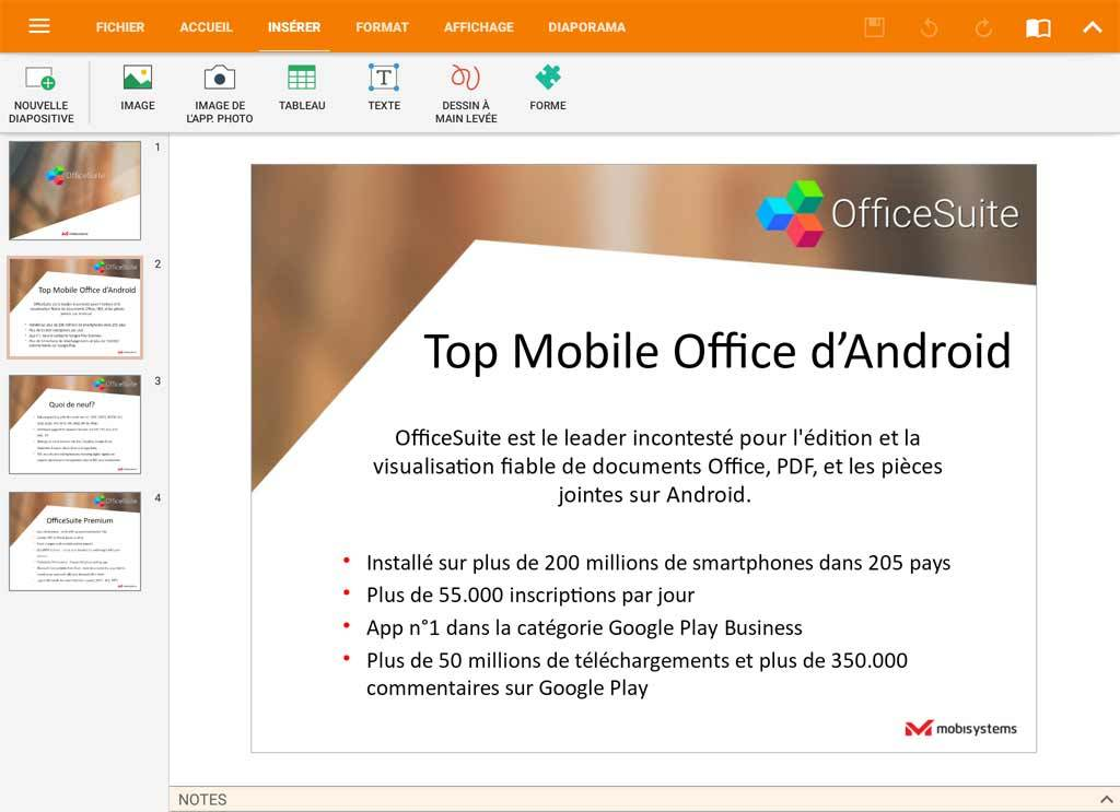 OfficeSuite Premium - 1 Year screenshot 10
