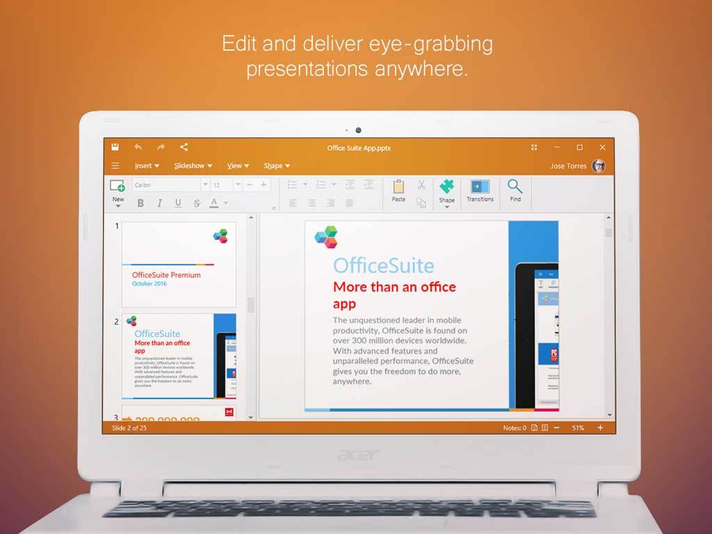 OfficeSuite Premium - 1 Year screenshot 16