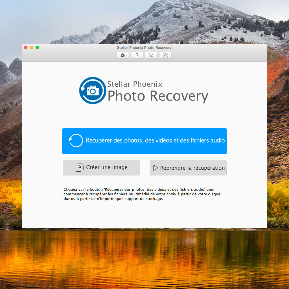 Stellar Phoenix Photo Recovery Professional (Mac) screenshot 2